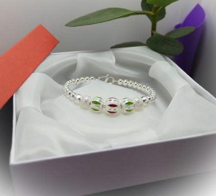 Lắc tay bạc nữ món quà ý nghĩa dành cho các bạn gái