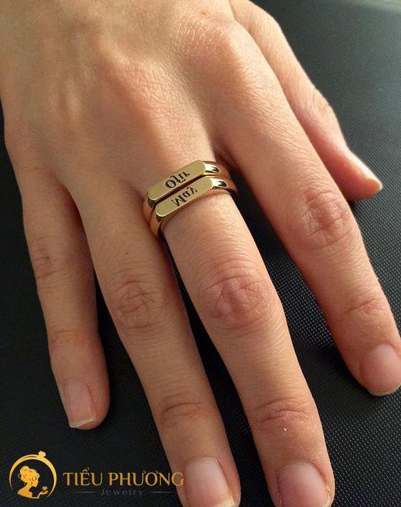 ý nghĩa đeo nhẫn ngón giữa cho nam