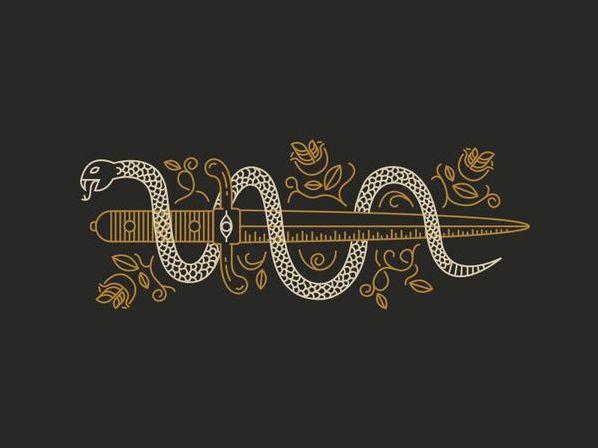 Giải mã giấc mơ mơ thấy rắn cắn.